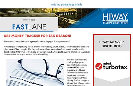 Hiway Fastlane - March 2018
