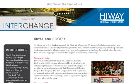 Interchange Newsletter - January 2017