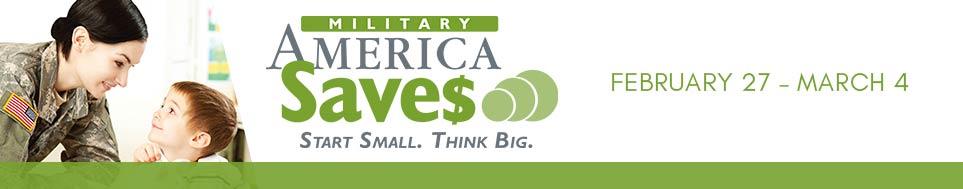 Military America Saves Week