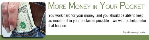 More Money in Your Pocket